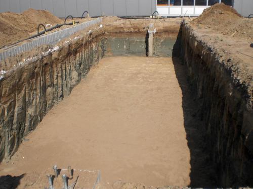 harm veenstra kraanverhuur bouwputten fundering en ontwatering